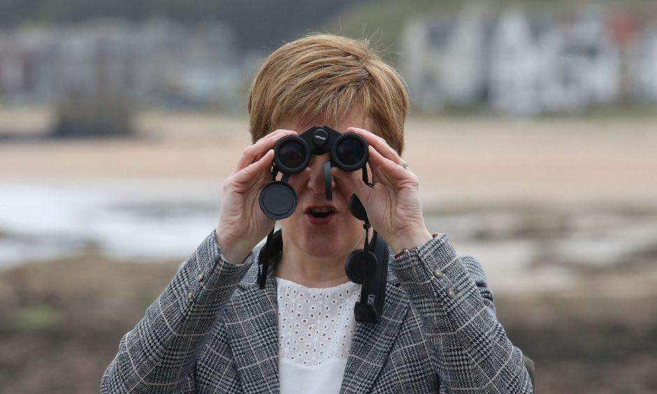 Nicola Sturgeon SNP reshuffle