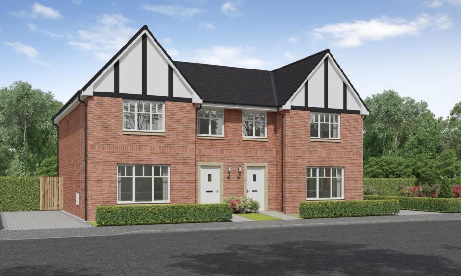 The latest design by Stewart Milne Homes.