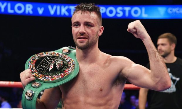 Josh Taylor is poised to make history this weekend - and it could have a ripple effect in the local fight scene