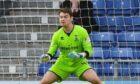 Daniel Hoban in action for Inverness.