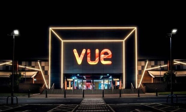 To go with story by Ellie Milne. Vue Inverness reopening on May 17.  Picture shows; Vue Preston . Preston. Supplied by Vue Date; Unknown