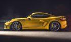 The Porsche Cayman: strong depreciation value.