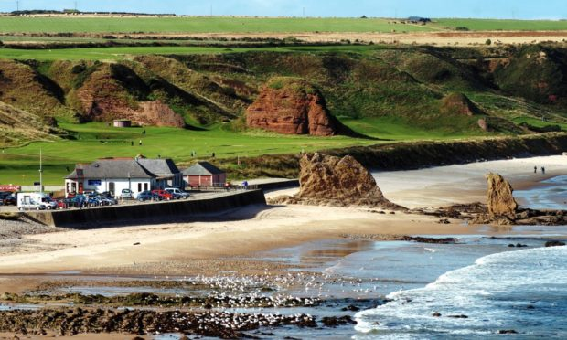 One offence was said to have taken place at Cullen Golf Course