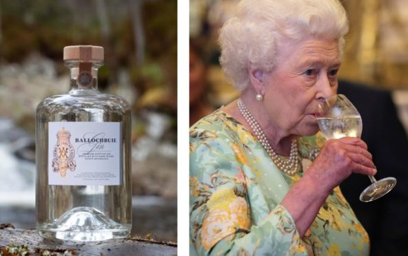 Balmoral Castle and Estate has launched a new gin to help cover some of its running costs