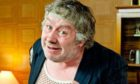 Ken is quite comfortable with comparisons to Rab C Nesbitt.