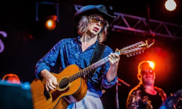 The Waterboys are set to play Aberdeen's Music Hall later this year.