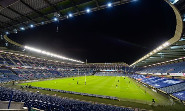 BT Murrayfield is hosting the British and Irish Lions' game against Japan in June.