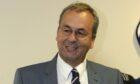 Ross County chairman Roy MacGregor.