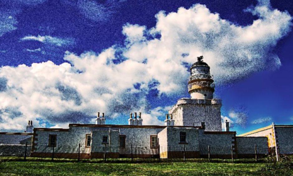 Kinnaird Head Lighthouse, Fraserburgh.