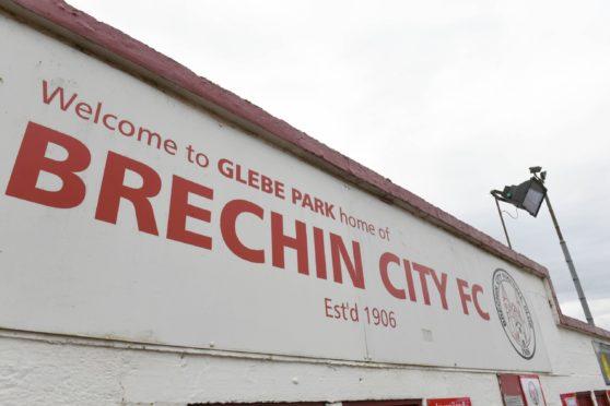 Glebe Park, home of Brechin City, will host Highland League matches next season
