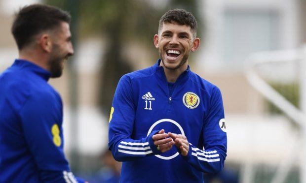 Scotland international Ryan Christie.