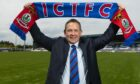 New Caley Thistle manager Billy Dodds.