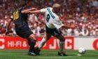 Hearts were broken during Scotland v England during Euro 1996, writes Chris Deerin