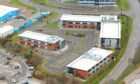 The 'Flex' office space at Aberdeen Business Park is proving attractive.