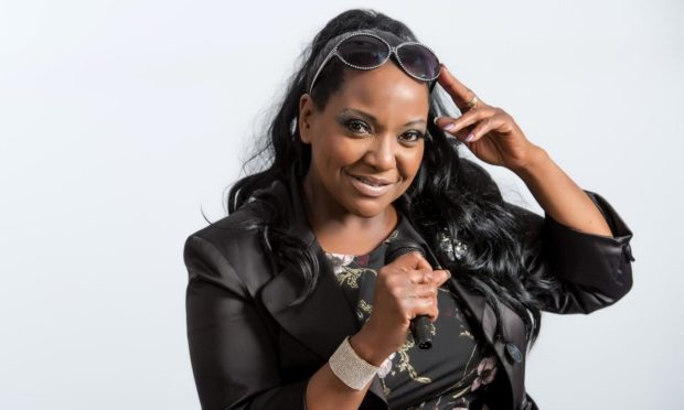 Angie Brown and N-Trance are travelling to Peterhead with the Re-Live 90s event.