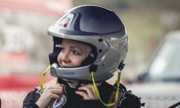 Rally driver Ashleigh Morris set for the 2021 racing season.