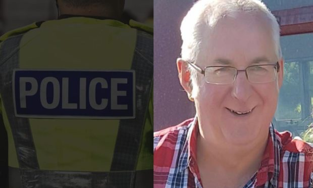 George Critch was last seen on Wednesday afternoon in Inverness.