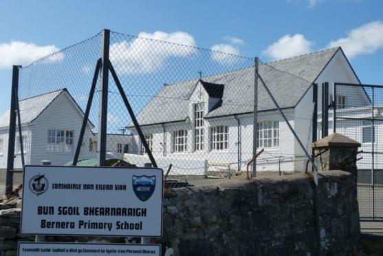 Bernera school