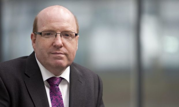 Bob Keiller, the new president of Aberdeen & Grampian Chamber of Commerce (AGCC).