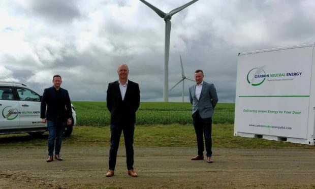 carbon neutral energy