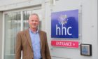 Campbell Mair,  managing director of employee-owned Highland Home Carers