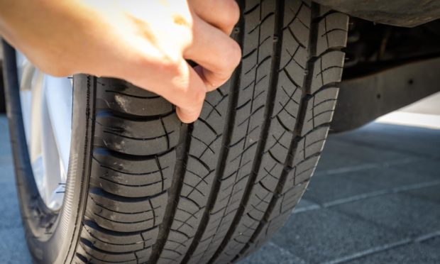 Drivers are being urged to check tyres ahead of summer road trips.