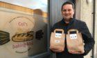 Colin Morgan, founder of Col's Baking Kits. Ellon.