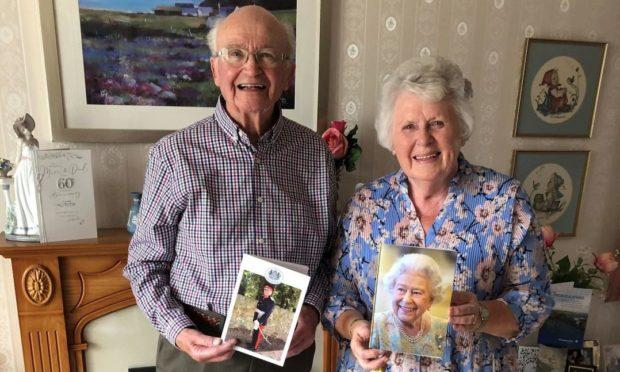 Munro and Anita Gabriel celebrated their diamond anniversary yesterday.