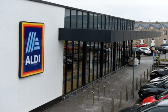 Aldi is planning further Scottish expansion.