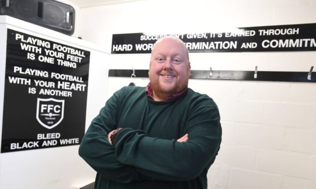 Fraserburgh chairman is looking forward to welcoming Brechin into the Highland League.