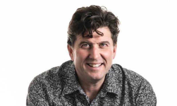 Finlay Kerr, managing director of business development firm Frejz