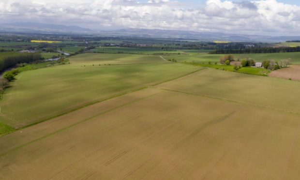The farm is for sale for offers over £2.7 million.