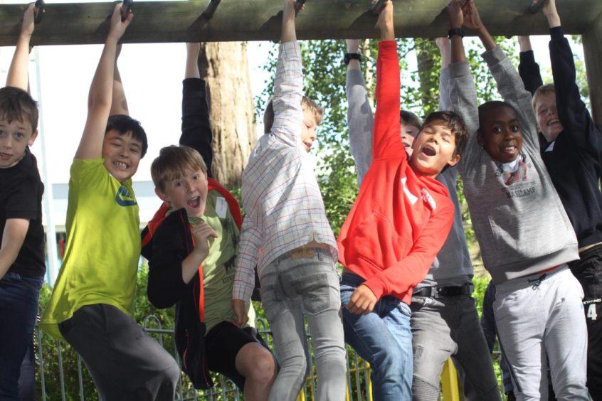 Grade 5 field trip