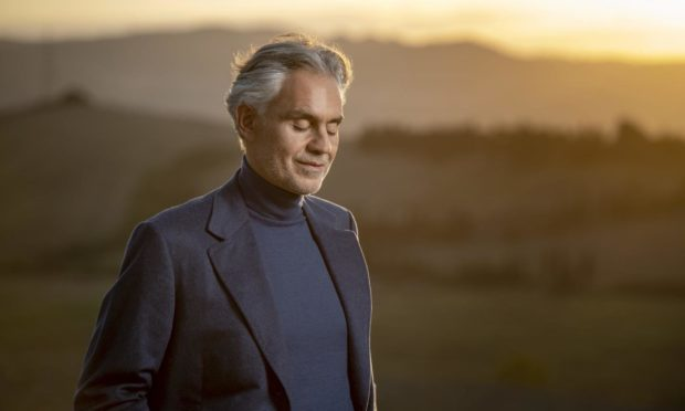 Andrea Bocelli will perform at the Caledonian Stadium in Inverness in July next year.
