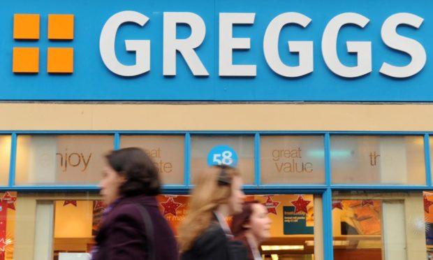 Greggs storefront