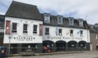 Highland House of Fraser, Huntly Street, Inverness.