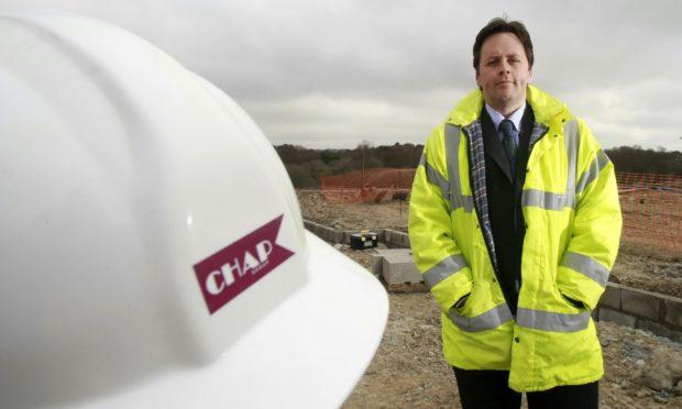 Chap Group managing director Hugh Craigie.