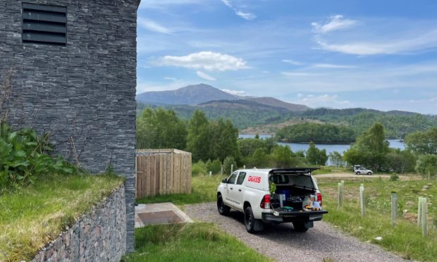 Virgin Money has completed a deal supporting the acquisition of tow hydro schemes in the Highlands.