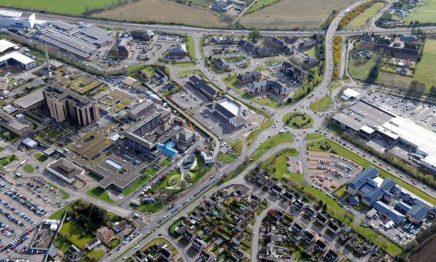 Highland Council officials propose to introduce a number of improvements at the junction to ease congestion.