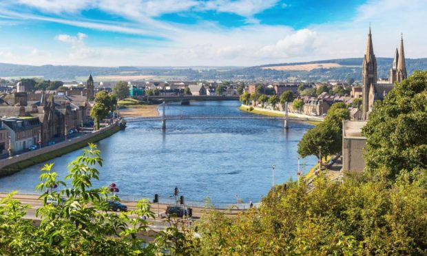 Inverness faring well in Scottish house prices tables.