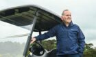 Colin Sinclair, chief executive officer of Nairn Golf Club.
