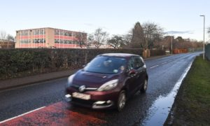 School pupils will take to the streets outside their school to campaign for improved road safety towards the prevention of future incidents.