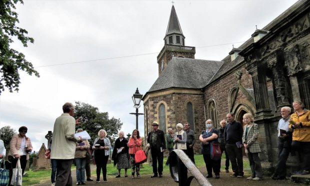 Jim Alexander recounts the story of St Columba