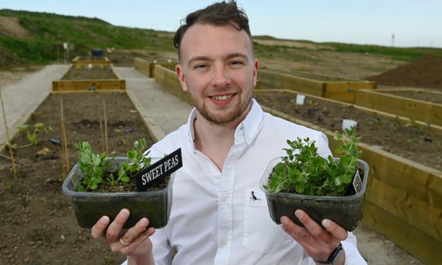 George Bellamy is hoping to make a difference to people in Torry.
