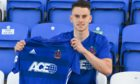 Robbie Leitch is Cove's second signing of the summer transfer window.