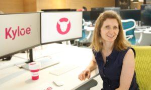 Fiona Morgan, of Kirkwall-based Kyloe.
