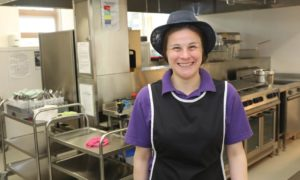 Orkney school chef