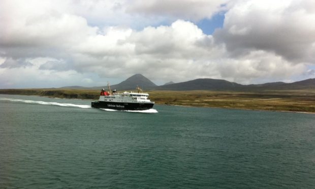 New vessels are being considered to operate CalMac routes