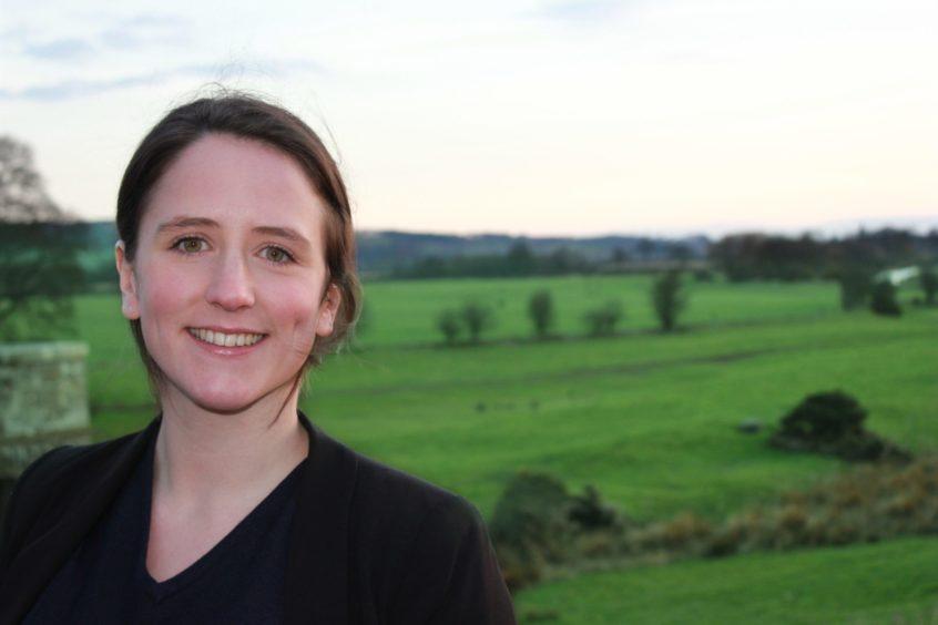 Rural Affairs Secretary Mairi Gougeon