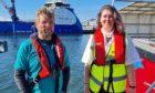 Mark Ashley-Miller meets Aberdeen harbour master Alex McIntosh.